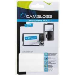 """Kameru aizsargi - Camgloss aizsargplēve 3"""" 3gb. (C8021038) - perc šodien veikalā un ar piegādi"""