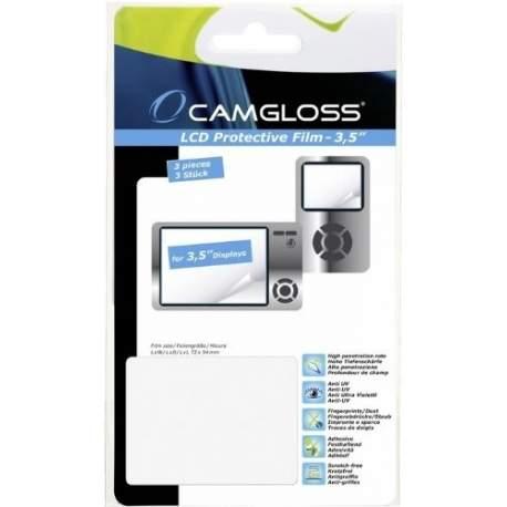 """Foto kameras tīrīšana - Camgloss aizsargplēve 3,5"""" 3gb. - ātri pasūtīt no ražotāja"""