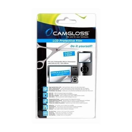 """Foto kameras tīrīšana - Camgloss aizsargplēve """"Do it yourself"""" 3gb. - ātri pasūtīt no ražotāja"""