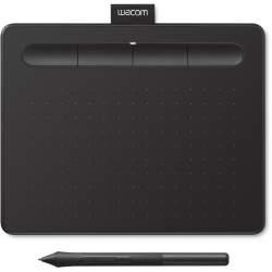 Планшеты и аксессуары - Wacom graphics tablet Intuos S, black - купить сегодня в магазине и с доставкой