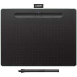 Планшеты и аксессуары - Wacom graphics tablet Intuos M Bluetooth, pistachio green - купить сегодня в магазине и с доставкой