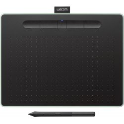 Tablets and Accessories - Wacom graphics tablet Intuos M Bluetooth, pistachio green - buy today in store and with delivery