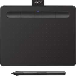 Grafiskās planšetes - Wacom grafskā planšete Intuos S Bluetooth, melna - ātri pasūtīt no ražotāja