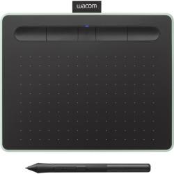 Wacom планшеты и аксессуары - Wacom графический планшет Intuos S Bluetooth, зеленый - быстрый заказ от производителя