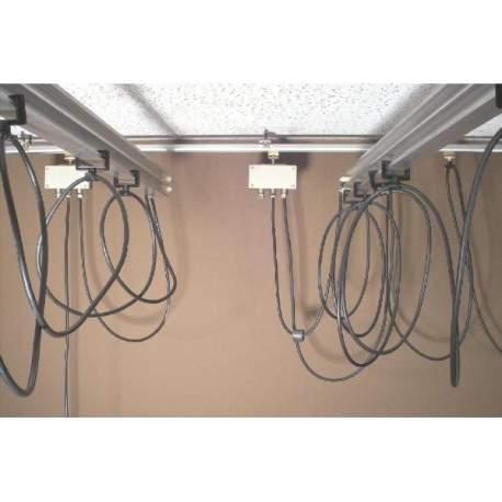Потолочная рельсовая система - Linkstar Cable Runner for Ceiling Rail System - быстрый заказ от производителя