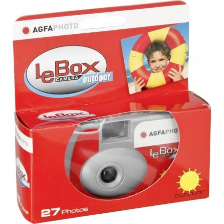 Плёночные фотоаппараты - Agfa Photo LeBox 400 27 Outdoor - купить сегодня в магазине и с доставкой