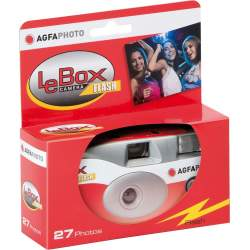 Filmu kameras - Agfaphoto Agfa LeBox Flash - perc šodien veikalā un ar piegādi