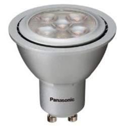 LED spuldzes - Panasonic Lighting Panasonic LED spuldze GU10 6W=50W 2700K (LDRHV7L27WG10EP) - ātri pasūtīt no ražotāja