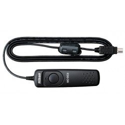 Kameras pultis - Nikon tālvadības kabelis Remote Trigger Release MC-DC2 - perc šodien veikalā un ar piegādi