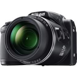 Kompaktkameras - Nikon Coolpix B500, melns VNA951E1 - ātri pasūtīt no ražotāja
