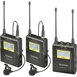 Mikrofoni - SARAMONIC UWMIC9 (TX9 +TX9 +RX9) - ātri pasūtīt no ražotāja