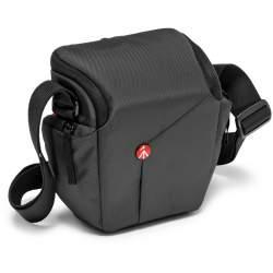 Plecu somas - Manfrotto holster NX, grey (MB NX-H-IGY) - perc šodien veikalā un ar piegādi