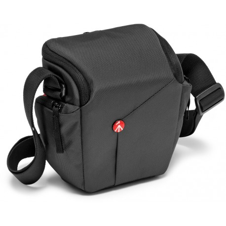 Наплечные сумки - Manfrotto holster NX, grey (MB NX-H-IGY) - купить сегодня в магазине и с доставкой