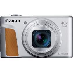 Компактные камеры - Canon Powershot SX740 HS, серебряный 2956C002 - быстрый заказ от производителя