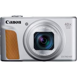 Compact Cameras - Canon Powershot SX740 HS, silver 2956C002 - quick order from manufacturer