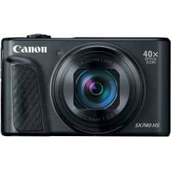 Compact cameras - Canon Powershot SX740 HS, black - quick order from manufacturer