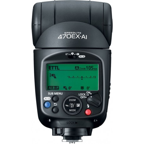 Zibspuldzes - Canon zibspuldze Speedlite 470EX-AI - perc šodien veikalā un ar piegādi