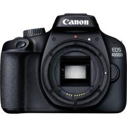 Spoguļkameras - Canon EOS 4000D korpuss - perc šodien veikalā un ar piegādi
