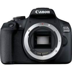 Spoguļkameras - Canon EOS 2000D body - perc šodien veikalā un ar piegādi