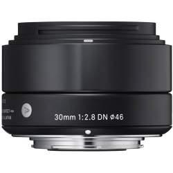 Objektīvi - Sigma 30mm f/2.8 DN ART objektīvs standartam Micro Four Thirds - ātri pasūtīt no ražotāja