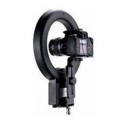 """""""Ring"""" pastāvīgā gaisma - Falcon Eyes Ring Lamp FLC-28 + TMB-18Z Nr.291060 - perc veikalā un ar piegādi"""