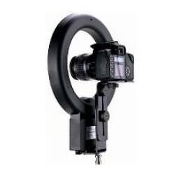 """""""Ring"""" pastāvīgā gaisma - Falcon Eyes Ring Lamp FLC-28 + TMB-18Z Nr.291060 - ātri pasūtīt no ražotāja"""