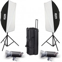 Komplekti - Metz studio flash set Mecastudio TL-600 SB Kit II - quick order from manufacturer