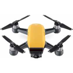Multicopters - DJI Spark drone sunrise yellow - quick order from manufacturer