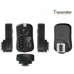 Radio palaidēji - Pixel Pawn Radio Trigeru komplekts Nikon TF-362 3930221 - perc veikalā un ar piegādi
