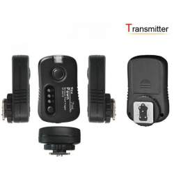 Триггеры - Pixel Radio Trigger Set Pawn TF-362 for Nikon - купить сегодня в магазине и с доставкой