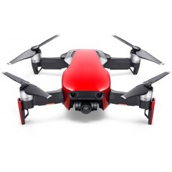 Multicopters - DJI Mavic Air flame red - quick order from manufacturer