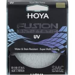 Objektīvu filtri - Hoya Filters Hoya filtrs UV Fusion Antistatic 55mm - ātri pasūtīt no ražotāja