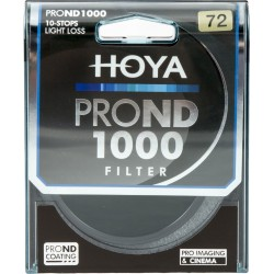 Objektīvu filtri - Hoya Filters Hoya neitrāla blīvuma filtrs 1000 Pro 72mm - ātri pasūtīt no ražotāja