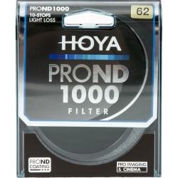 Objektīvu filtri - Hoya Filters Hoya neitrāla blīvuma filtrs 1000 Pro 62mm - ātri pasūtīt no ražotāja