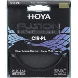 Objektīvu filtri - Hoya Filters Hoya cirkulārais polarizācijas filtrs Fusion Antistatic 58mm - ātri pasūtīt no ražotāja