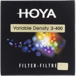 Objektīvu filtri - Hoya Filters Hoya neitrāla blīvuma filtrs Variable Density 58mm - ātri pasūtīt no ražotāja
