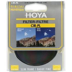 Objektīvu filtri - Hoya Filters Hoya cirkulārais polarizācijas filtrs Slim 67mm - perc šodien veikalā un ar piegādi