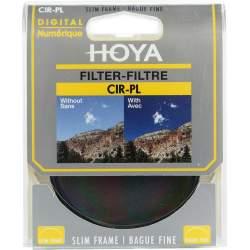 Objektīvu filtri - Hoya Filters Hoya cirkulārais polarizācijas filtrs Slim 55mm - ātri pasūtīt no ražotāja