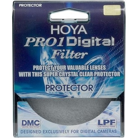 Clear Protection Filters - HOYA Pro1 Digital aizsarg filtrs 58mm Protector ( DMC LPF ) 58s pro1d Protector - quick order from manufacturer