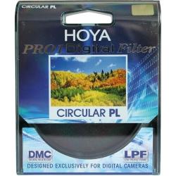 Objektīvu filtri - Hoya Filters Hoya cirkulārais polarizācijas filtrs Pro1 Digital 58mm - ātri pasūtīt no ražotāja