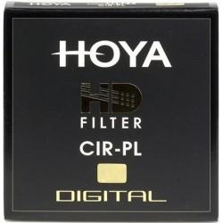 Objektīvu filtri - Hoya Filters Hoya cirkulārais polarizācijas filtrs HD 55mm - ātri pasūtīt no ražotāja
