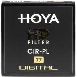 Objektīvu filtri - Hoya Filters Hoya cirkulārais polarizācijas filtrs HD 82mm - perc šodien veikalā un ar piegādi