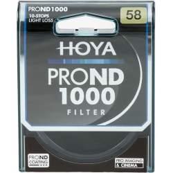 Objektīvu filtri - Hoya Filters Hoya filtrs ND1000 Pro 58mm - ātri pasūtīt no ražotāja