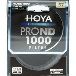 Objektīvu filtri - Hoya Filters Hoya filtrs ND1000 Pro 67mm - ātri pasūtīt no ražotāja
