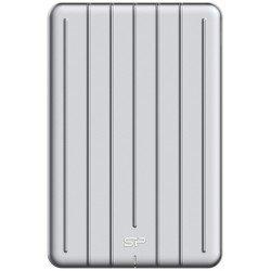 Citie diski & SSD - Silicon Power ārējais cietais disks Armor A75 1TB, sudrabots - ātri pasūtīt no ražotāja
