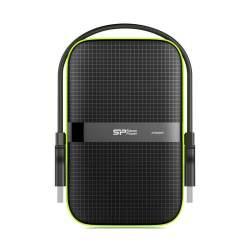 Жёсткие диски & SSD - Silicon Power Armor A60 2TB, black - купить сегодня в магазине и с доставкой
