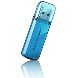 USB memory stick - Silicon Power flash drive 32GB Helios 101, blue - quick order from manufacturer