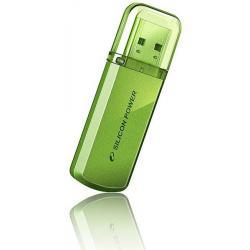 USB флшеки - Silicon Power флешка 32GB Helios 101, зеленый - быстрый заказ от производителя