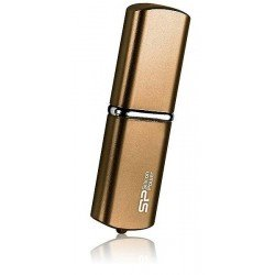Zibatmiņas - Silicon Power флешка 32GB LuxMini 720, бронзовый - быстрый заказ от производителя