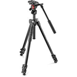Video tripods - Manfrotto tripod kit MK290LTA3-V - buy today in store and with delivery